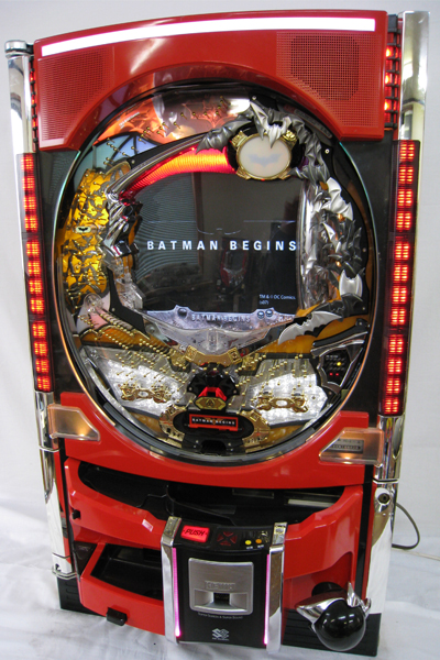 Batman Begins Pachinko Machine