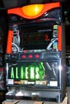 Aliens (2008) Pachislo Skill Stop Slot Machine