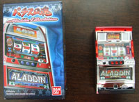 Aladdin Evolution Mini Pachislo Slot Machine