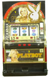 Playboy Pachislo Skill Stop Slot Machine