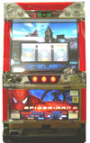 Spiderman 2 Pachislo Skill Stop Slot Machine